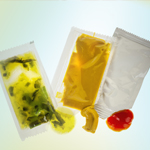 Fill condiment packets