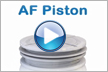 AF Piston Removes Entrapped Air